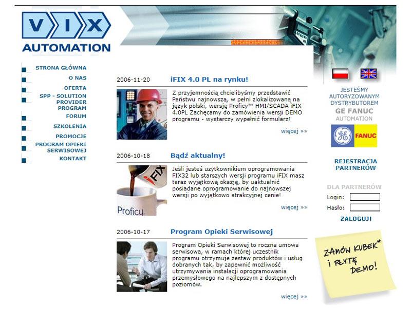 blog-pierwsza strona VIX Automation